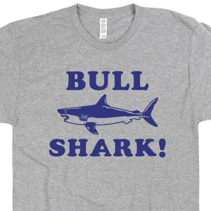 Bull Shark T Shirt Vintage Jaws Shirt Jawesome Funny Shirt Sayings Great White Shark