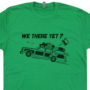 Griswold Family Truckster T Shirt Chevy Chase Shirt Family Vacation Car Are We There Yet 80s Movie Tee