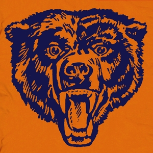 Chicago Bears Vintage Logo