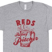 Cincinnati Reds Relief Pitcher T Shirt