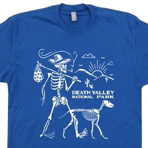 Death Valley National Park T Shirt Cool Hiking Tee