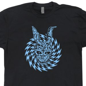 Donnie Darko T Shirt Rabbit Shirt Cult Movie T Shirt Steampunk Shirt