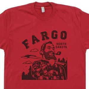 Fargo T Shirt The Big Lebowski Shirt Lumberjack T Shirts North Dakota