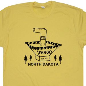 Fargo Wood Chipper T Shirt North Dakota Shirt The Big Lebowski T Shirt