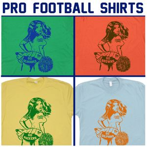 Pro Football Shirts