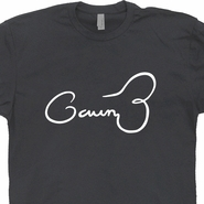 Gavin Belson Signature T Shirt Silicon Valley Shirts Gavin Belson TShirt Pied Piper Tee