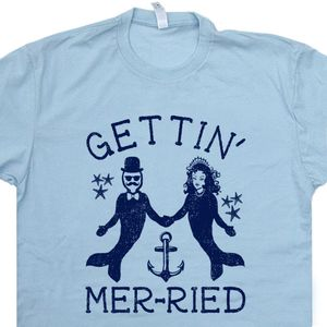 Getting Married Mermaid