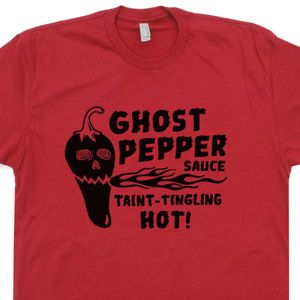 Ghost Pepper T Shirt Hot Sauce Shirt Funny T Shirt Saying Quote