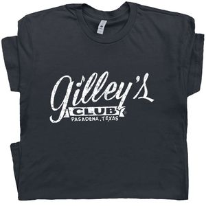 Gilley's Club T Shirt Honky Tonk Famous Bar