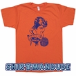 Go Denver Broncos T Shirt Vintage Denver Broncos Shirt Cheerleader Tee