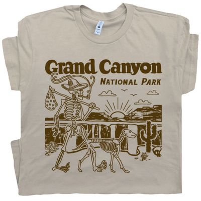 Grand Canyon National Park T Shirt