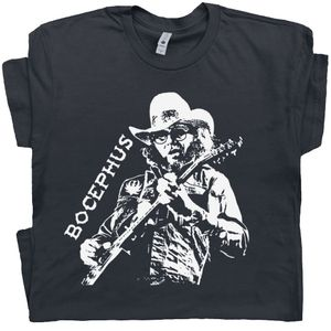 Hank Williams Jr T Shirt Bocephus