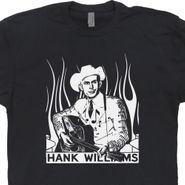Hank Williams Sr. T Shirt Country Music