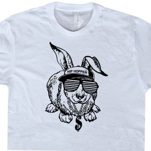 Hip Hop Rabbit T Shirt