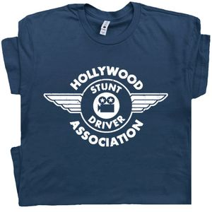 Hollywood Stunt Driver T Shirt