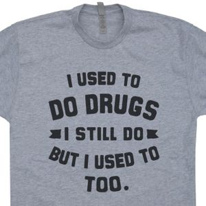 I Used to Do Drugs T Shirt Mitch Hedberg T Shirt Marijuana T Shirts