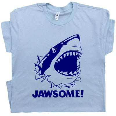 Jawsome Jaws Shark