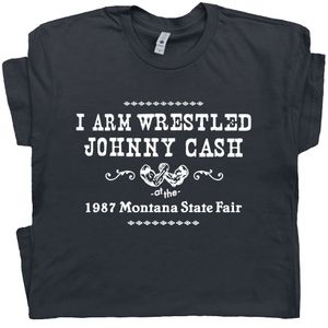 Johnny Cash T Shirt State Fair Tee