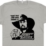 Johnny Paycheck Shirt Take This Job and Shove It Vintage Country Music Shirts
