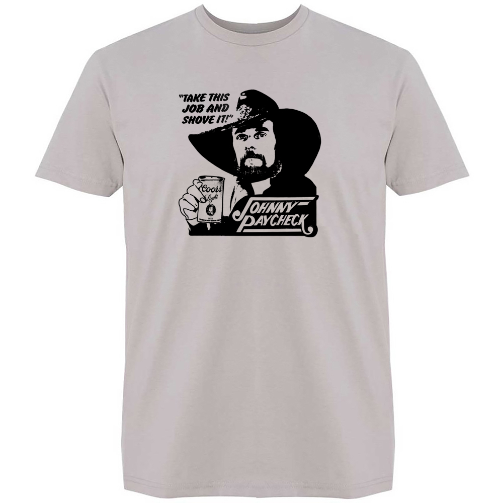 Johnny Paycheck Shirt Wwwtopsimagescom