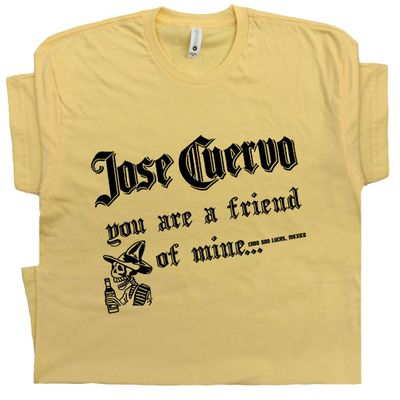 Jose Cuervo Friend
