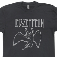 Led Zeppelin T Shirt Swan Song