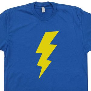 Lightening Bolt T Shirt Computer Geek T Shirt Gaming T Shirt Cool Graphic