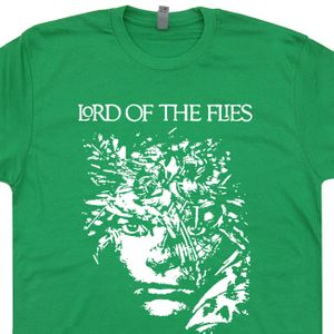Lord Of The Flies T Shirt Literature T Shirt Literary Shirts Book Geek Shirt