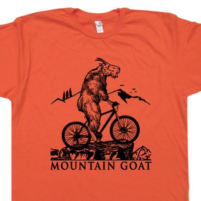 Mountain Bike Goat