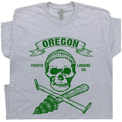Oregon Lumberjack
