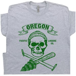 Oregon Lumberjack T Shirt