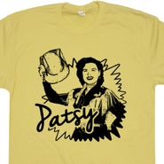 Patsy Cline T Shirt Vintage Country Music Graphic Tee