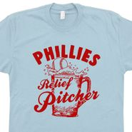 Philadelphia Phillies Relief Pitcher T Shirt