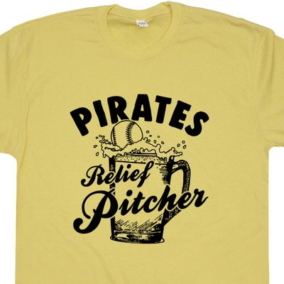Pittsburgh Pirates Relief Pitcher T Shirt