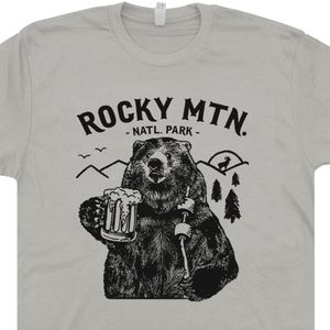 Rocky Mountains National Park T Shirt