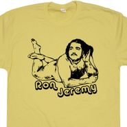 Ron Jeremy T Shirt Offensive T Shirts 70s 80s Vintage Sex Porn Tee