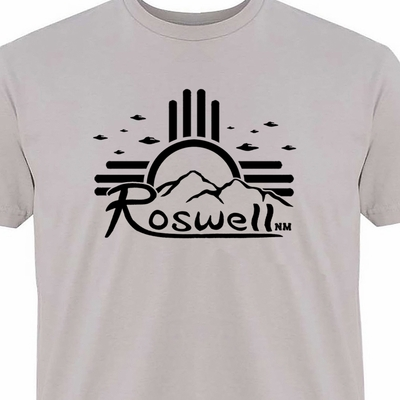 Roswell New Mexico Shirt Sun Ufo T Shirt Area 51 T Shirt Aliens Flying Saucer