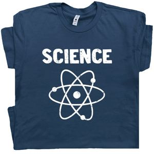Science Atom Logo