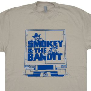 Smokey and The Bandit Shirt Smokey and The Bandit Poster T Shirt Burt Reynolds TShirt
