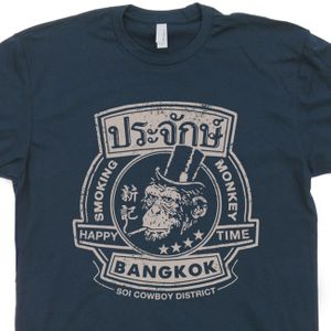 Smoking Monkey Bar Bangkok Thailand