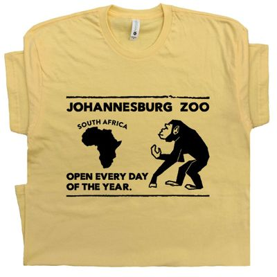 South Africa Zoo T Shirt