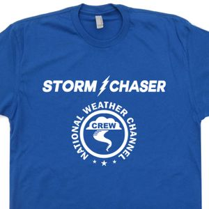 Storm Chaser T Shirt Tornado Chaser T Shirt Anchorman Movie Shirt