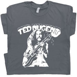 Ted Nugent T Shirt Cat Scratch Fever