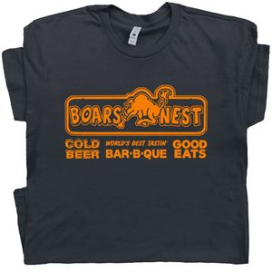 The Boars Nest T Shirt Dukes of Hazzard Shirt