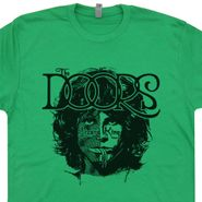 The Doors T Shirt Jim Morrison Shirt Lizard King Graphic Tee