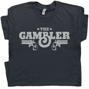 Kenny Rogers The Gambler T Shirt