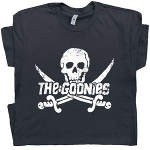 The Goonies T Shirt Vintage 80s Movie Tee