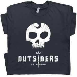 The Outsiders T Shirt 80s Movie Tee
