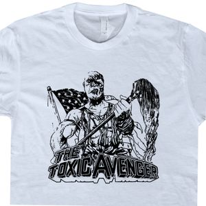 The Toxic Avenger Shirt Toxic Avenger Poster T Shirts Vintage 80s Horror Movie Cult Film Tee