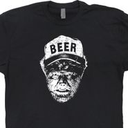 The Wolfman T Shirt Funny Beer Shirts Vintage Horror Movie Shirts Funny Graphic Tee